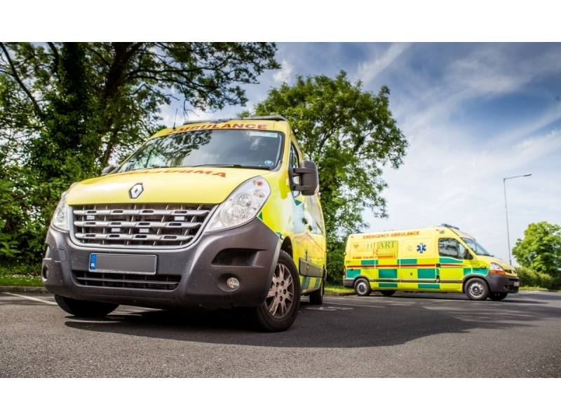 Private Ambulance Services Ireland